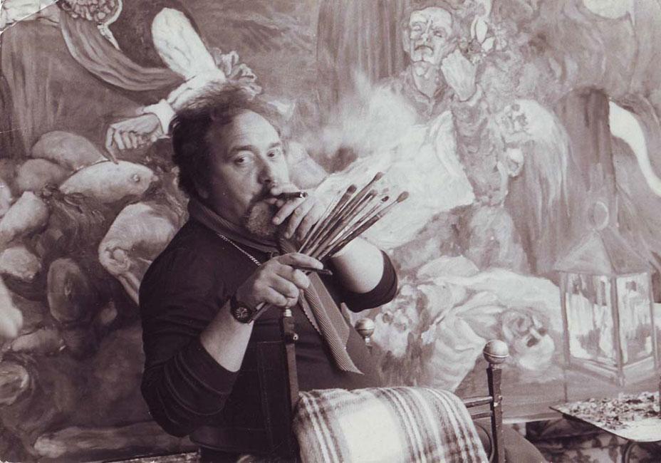 Pintor Enrique Padial